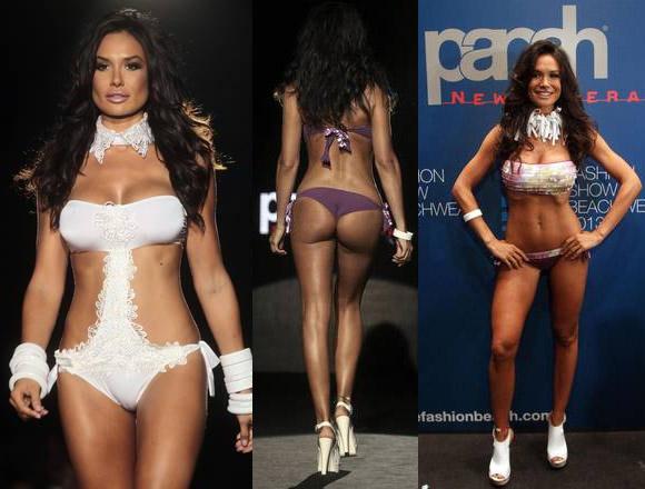 Nicole-Minetti-hot-sfilata-Parah-copertina
