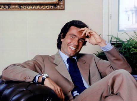 Alfio Marchini, chissà quanti pensieri?