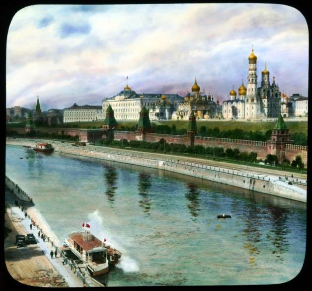Mosca, il Cremlino