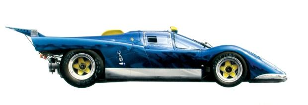 Ferrari 512 - ©Ariela Parracciani