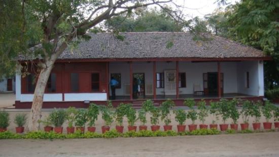 La casa di Gandhi