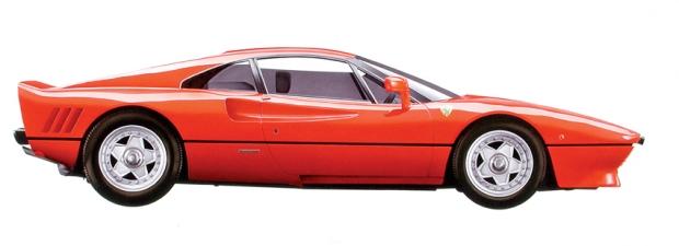 Ferrari GTO - ©Ariela Parracciani