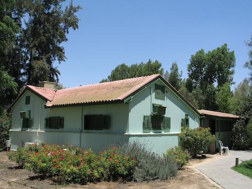 Casa di Ben Gurion a Sde Boker