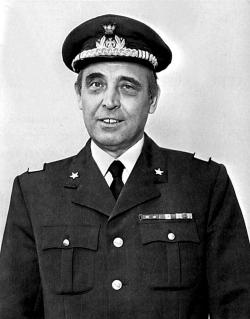 Il generale Licio Giorgieri