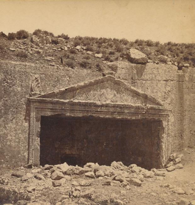 Tombe di Sanhedrin, Israele