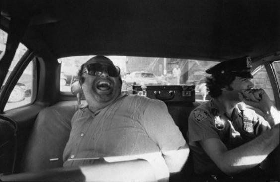 "New York ""Street Cops"" by Jill Freeman, 1978-1981"