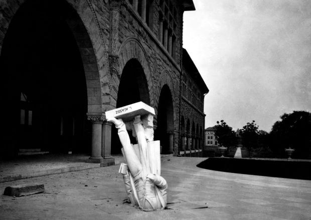 Louis-Agassiz-Statue