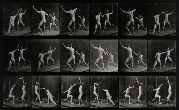 Two-men-fencing.-Photogravure-after-Eadweard-Muybridge-1887-CC-BY-NC