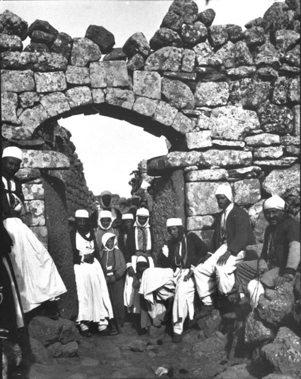 el Kafr, lo sceicco Muhammad e drusi
