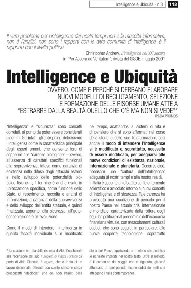 dioscuri_intelligence e ubiquità 1