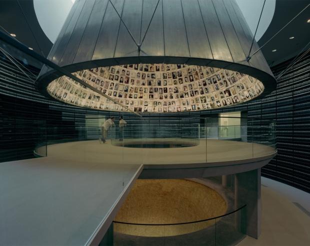 3_HOLOCAUST HISTORY MUSEUM YAD VASHEM  ARCH. SAFDIE