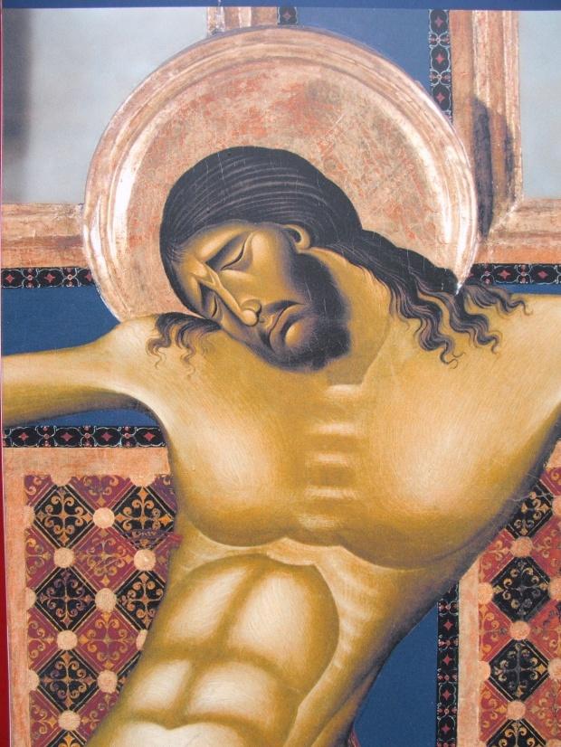 Arezzo-Chiesa_di_san_Domenico-Crocifisso_di_Cimabue_part