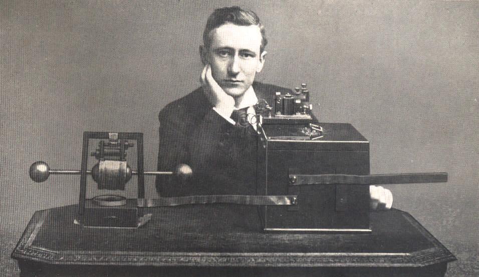 Guglielmo Marconi (2)