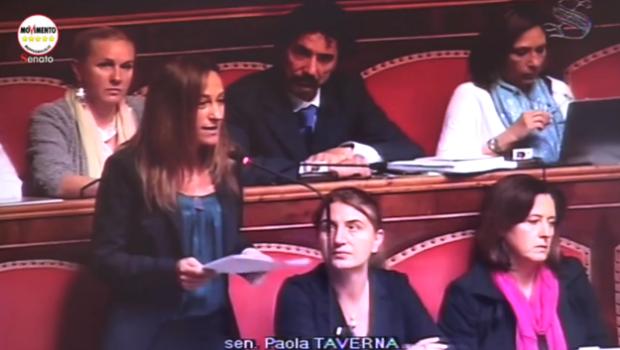 PaolaTavernaSenato