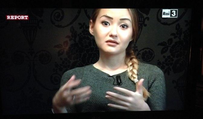 figlia Shalabayeva