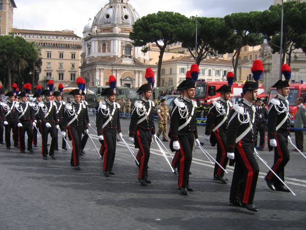 Carabinieri_Republic_Day_Parade_2007