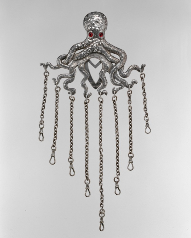 Octopus-Chatelaine