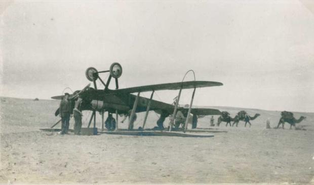 RAF-BE2c