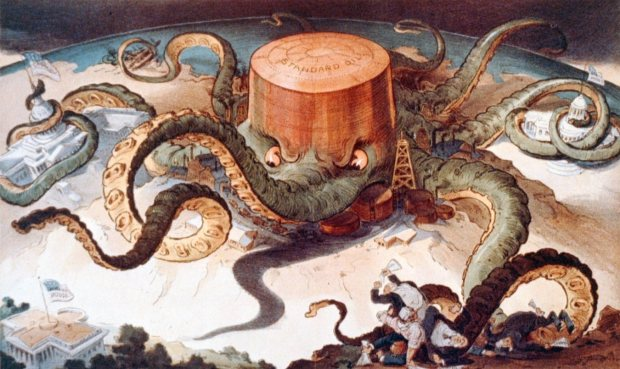 Standard Oil o ENI o Total è lo stesso
