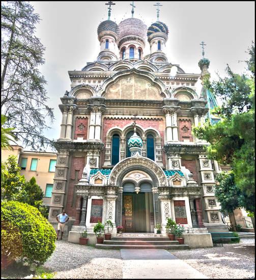 Chiesa di Cristo San Salvatore a San Remo
