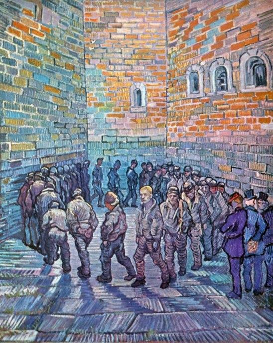 La-ronda-dei-carcerati-Vincent-Van-Gogh