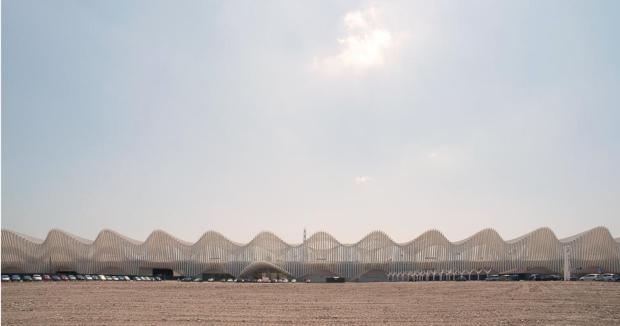 Calatrava, Stazione di Reggio Emilia