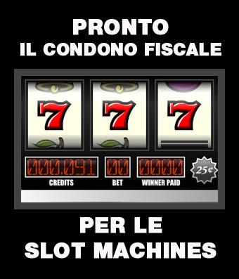 Condono-fiscale-Slot-Machine