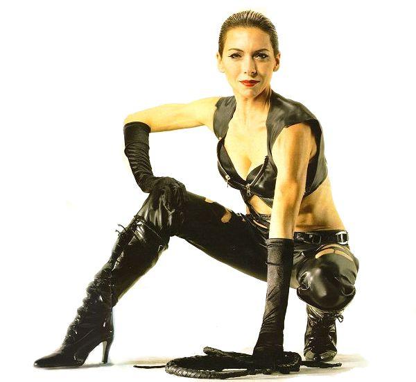 Irene Pivetti Catwoman