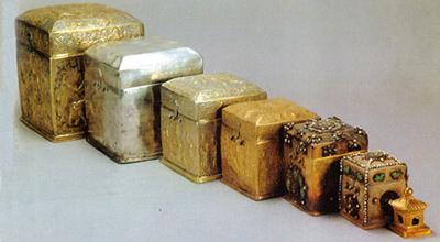 scatole cinesi
