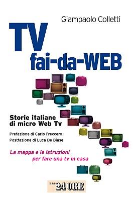 tv fai da web_libro
