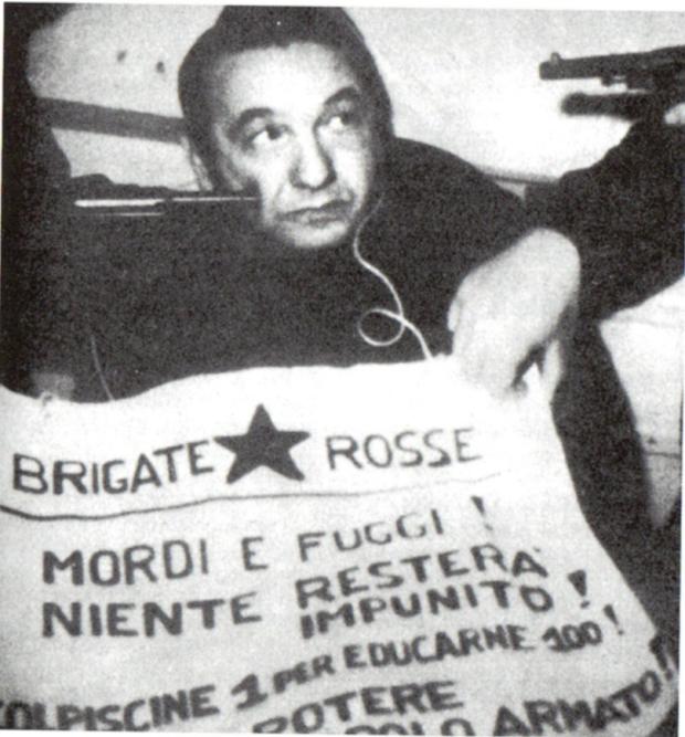 Hidalgo Macchiarini, dirigente Siemens, sequestrato da Franceschini e Lupo
