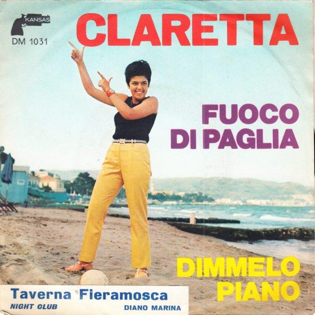 03 - Claretta - Front