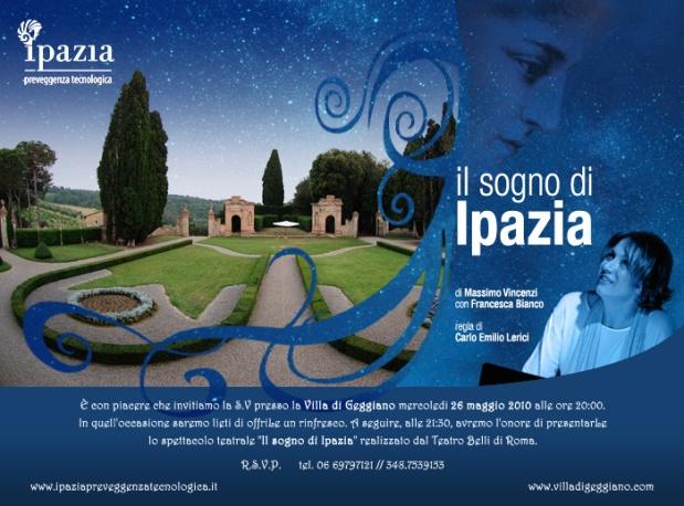 Invito Ipazia-Geggiano