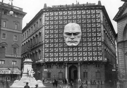 MussoliniRomaSedeMovimento