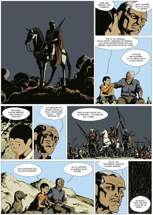 oro-y-la-sangre-i3fs-komic-libreria