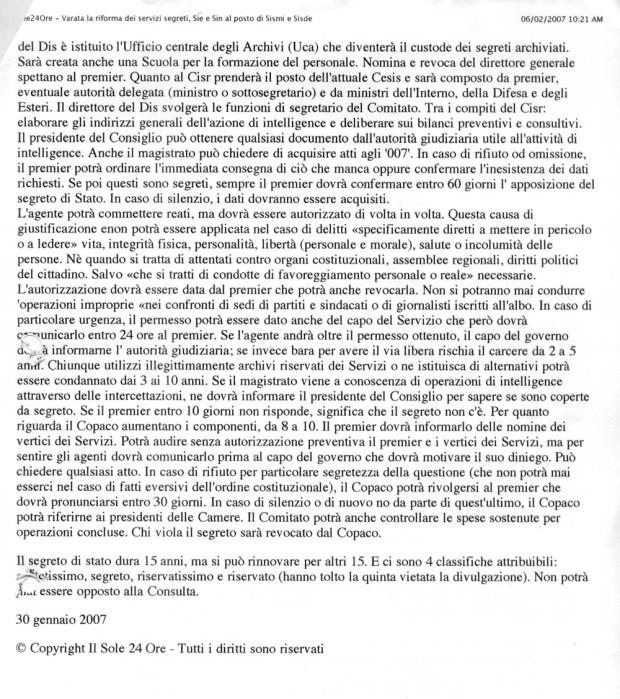 riformaSISMI-SISDE 1