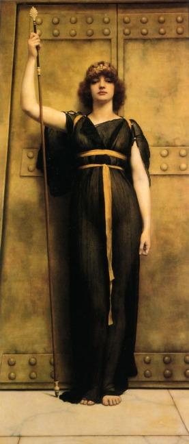 john-william-godward-una-sacerdotessa-olio-su-tela-1894
