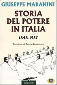 storia potere italia