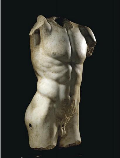 Roman-Marble-Torso-statue-410