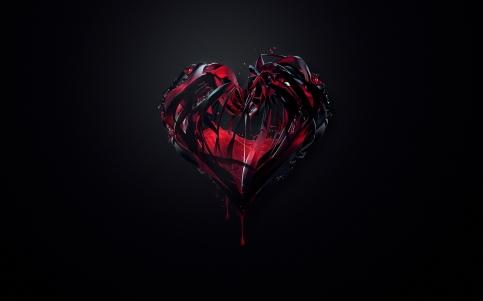 black-heart