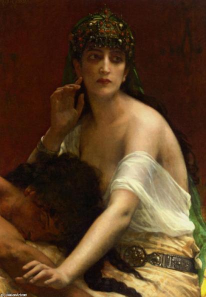 alexandre-cabanel-samson-and-delilah