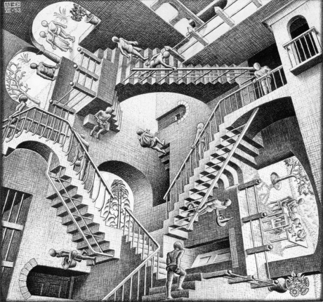 labirinto-escher