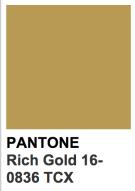 gold-pantone