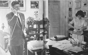 jfk-e-segretaria