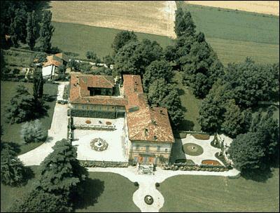 La villa di Arcore