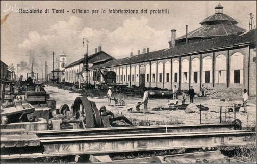 Terni-Acciaierie-OfficinaFabbricazioneProiettili-esterno