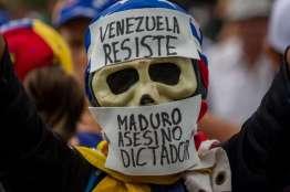 venezuela-cortei-contro-nicolas-maduro