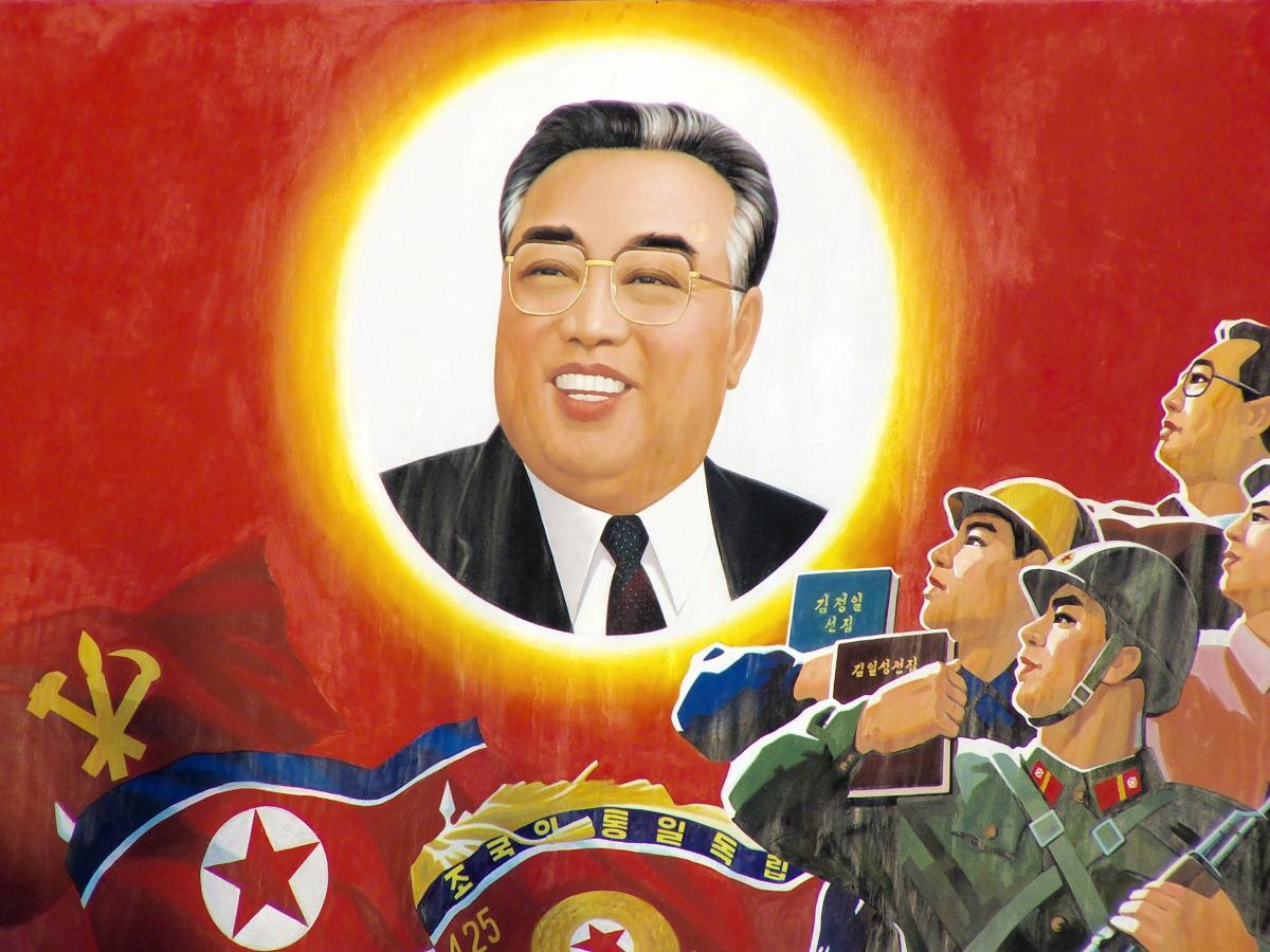 Giancarlo Elia Valori e sua madre eventualmente venerata in Nord Corea