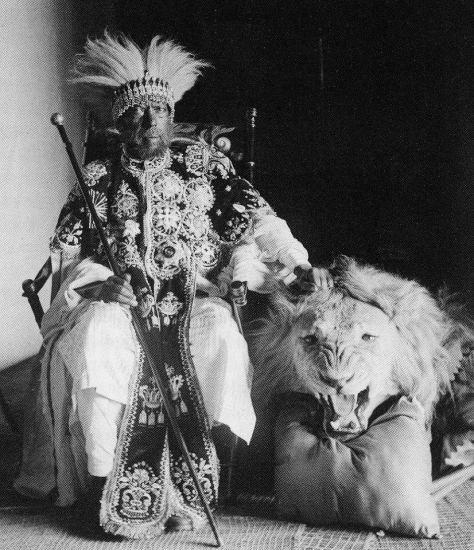 King Menelik2