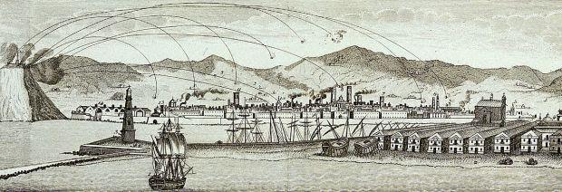 barcelona bombardata 1842